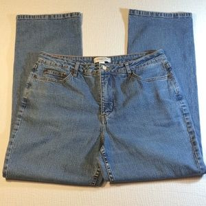 Coldwater Creek size 12P Jeans
